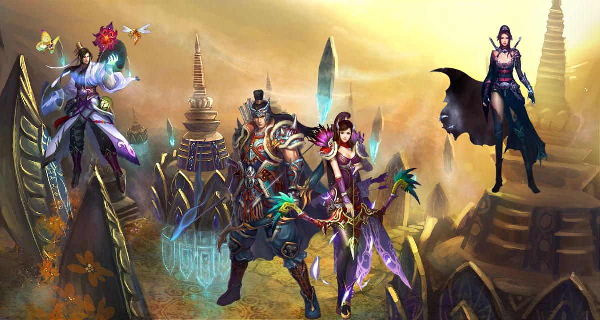 Thanh vuong game online